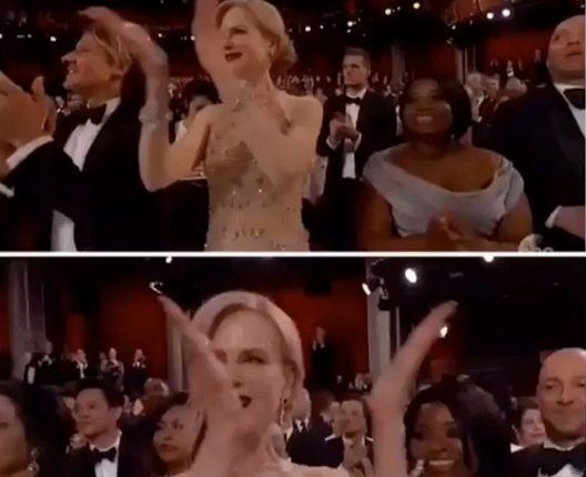 Николь Кидман на Оскаре-2017. Фото Getty
