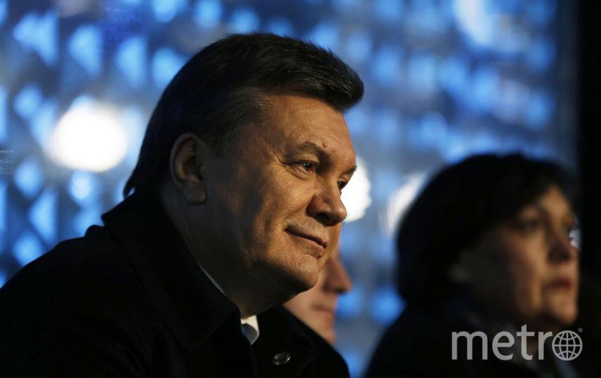 Экс-глава Украины Виктор Янукович. Фото Getty