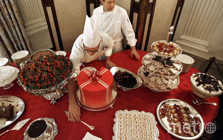 В Петербурге состоится фестиваль тортов. Фото Getty