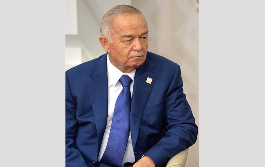Ислам Каримов. Фото Скриншот из Wikipedia.