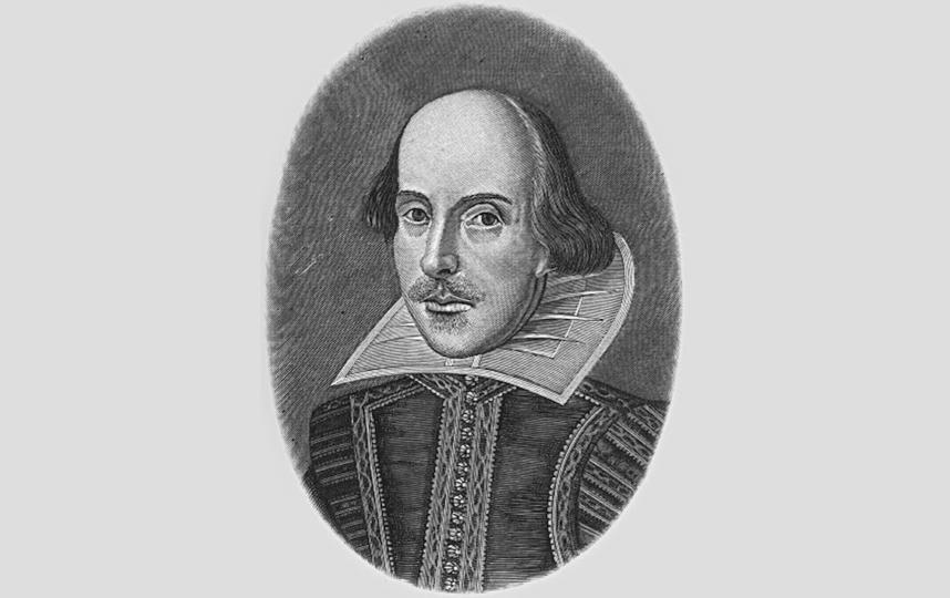 Уильям Шекспир. Фото Скриншот из Wikipedia.