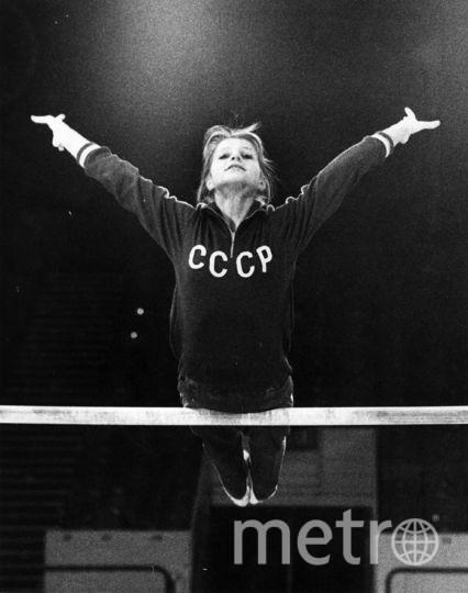 Ольга Корбут. Фото Getty