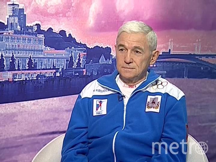 Николай Круглов старший. Фото скриншот, Скриншот Youtube
