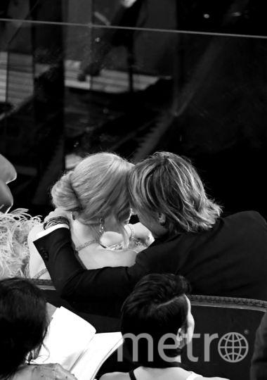 Актриса Николь Кидман и ее супруг, музыкант Кит Урбан. Фото Getty