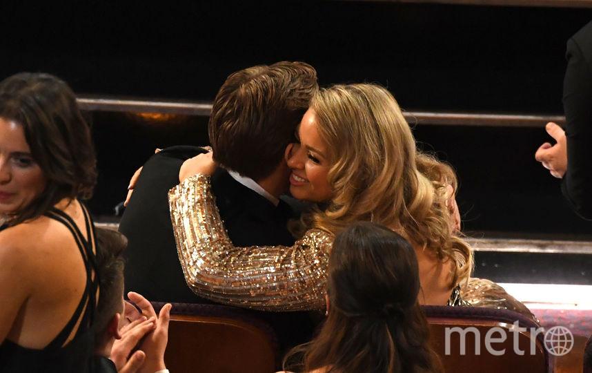 Райан Гослинг и его сестра Менди. Фото Getty