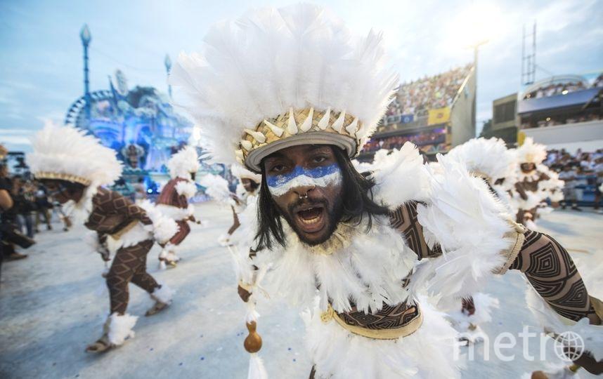 Парад и карнавал в Рио продолжатся. Фото Getty