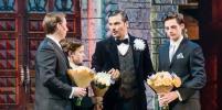 В Московском театре оперетты итальянская пьеса зазвучала по-русски