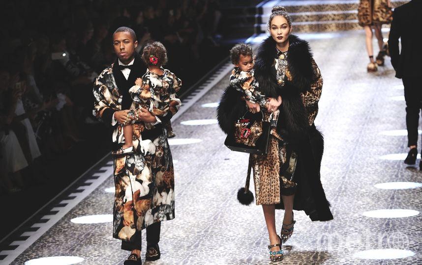 Dolce & Gabbana. Фото Getty