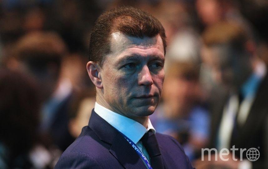 Максим Топилин. Фото РИА Новости