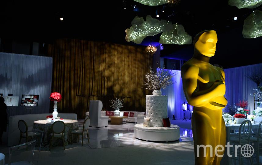 """Зал для вечеринки после """"Оскара"""". Фото AMPAS & Megan Waintal"""