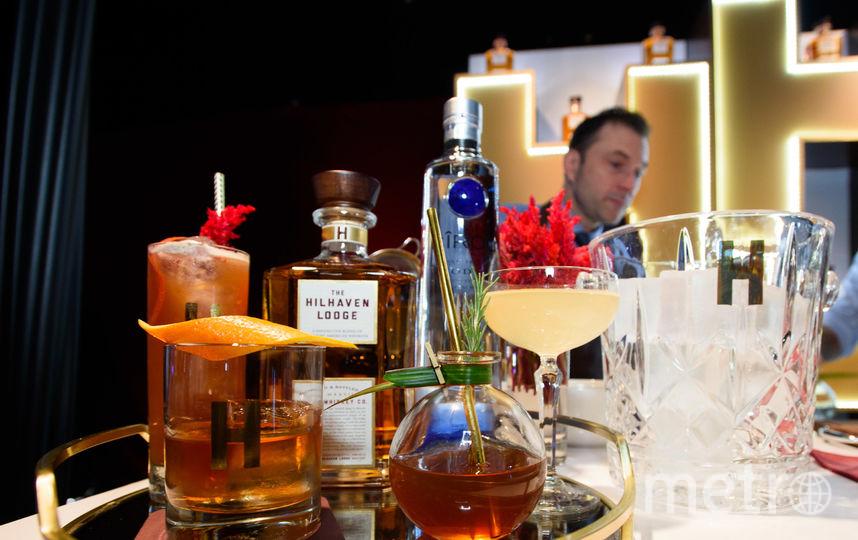 Напитки. Фото AMPAS & Megan Waintal
