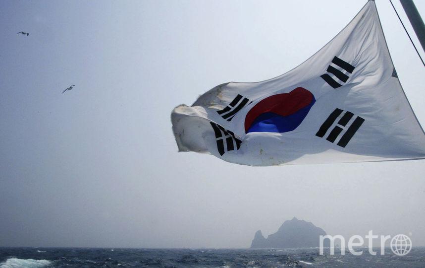Южная Корея. Фото Getty