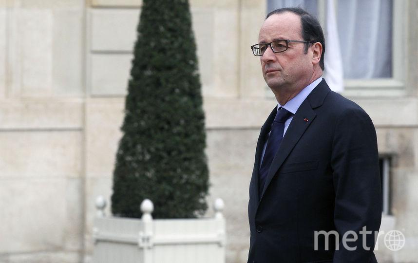 Франсуа Оланд. Фото Getty