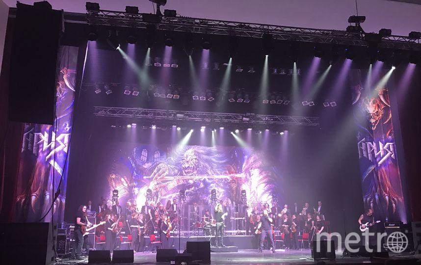 Снимок с концерта в Новосибирске. Фото предоставила Мария Зайцева