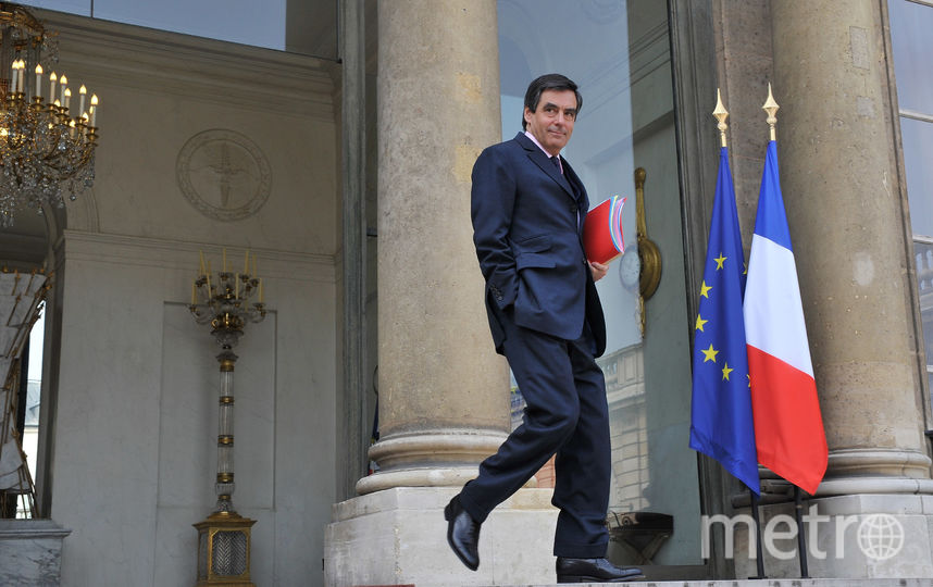 Франсуа Фийон. Фото Getty
