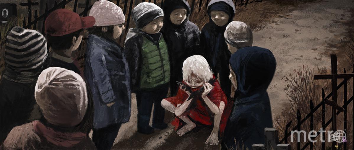 Режиссёр Ольга Городецкая хочет снять хоррор «Тварь». Фото Виталий Ильин.
