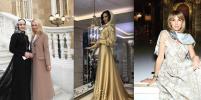 Звезды шоу-бизнеса приехали на модный показ к дочери Кадырова: фото