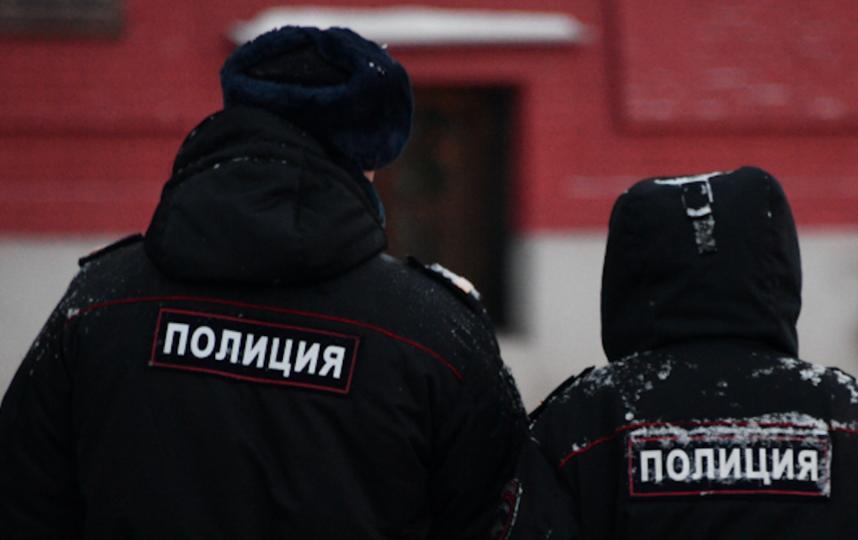 Сотрудники Полиции. Фото РИА Новости