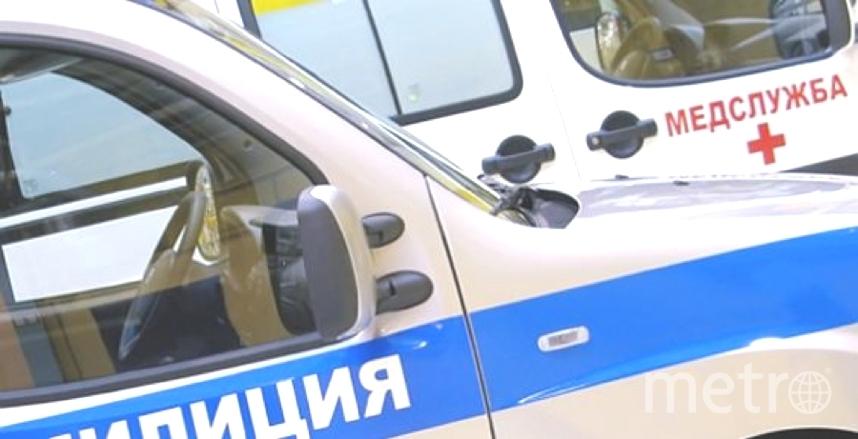 Взрыв на Рябовском шоссе в Петербурге (Ржевка) случился вечером 1 марта. Фото Getty