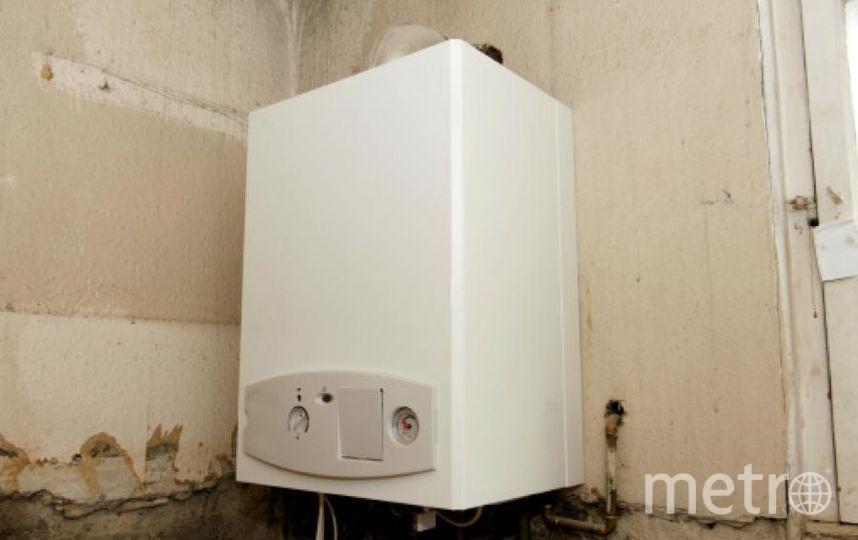 Газовый водонагреватель. Фото Getty