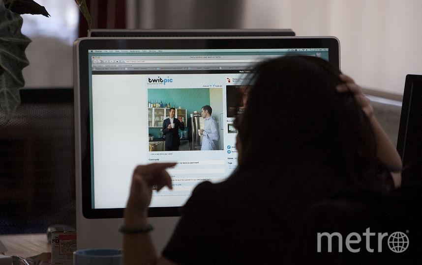 Петербургских чиновников попросили отчитаться о своих страницах в соцсетях. Фото Getty