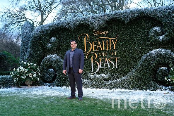 Джош Гэд на премьере фильма. Фото Getty