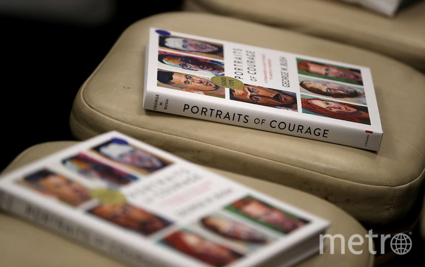 Сборник портретов. Фото Getty