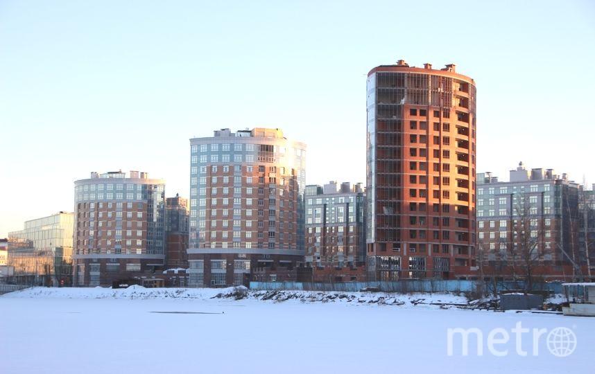 Компания Л1: в Петербурге можно купить квартиры нестандартного формата. Фото Л1