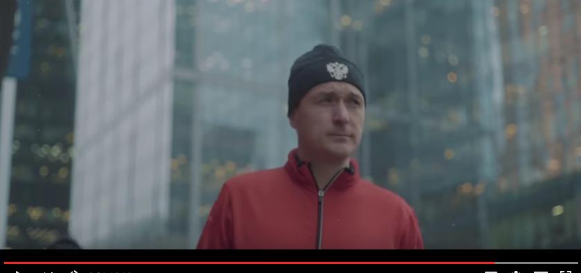 Александр Капер. Фото скриншот YouTube