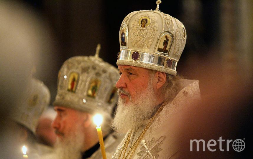 Патриарха Кирилла и Валентину Матвиенко выдвинули в почетные граждане Петербурга. Фото Getty