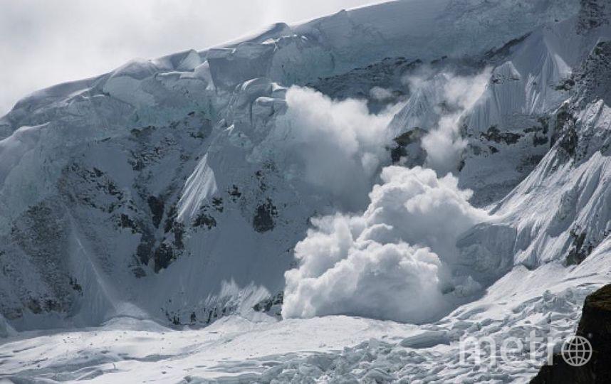 В Италии снова лавина. Фото Getty
