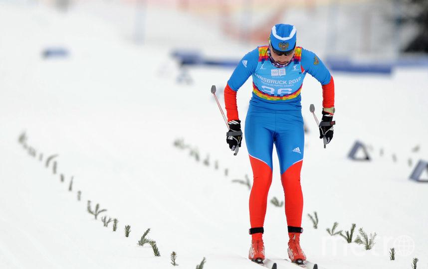 Российская лыжница Анастасия Седова. Фото Getty