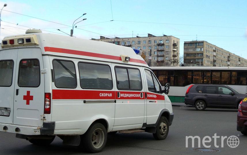 ВПетербурге по неведомым причинам скончался двухмесячный ребенок