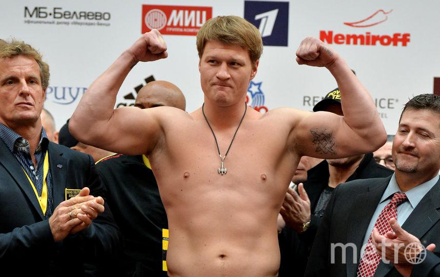 WBC отстранил Поветкина на неизвестный срок
