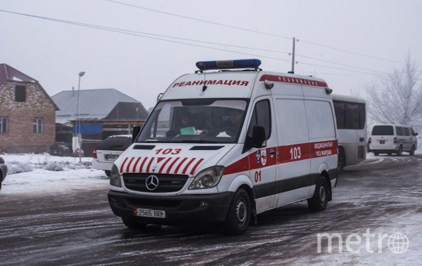 Скорая помощь (архивное фото). Фото РИА Новости