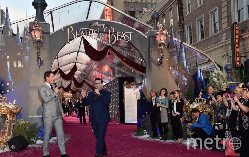 На зарубежной премьере фильма. Фото Getty