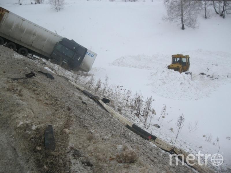 Фото с места происшествия. Фото 56.mchs.gov.ru