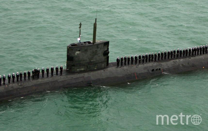 Cубмарина HMS Trafalgar. Фото Getty