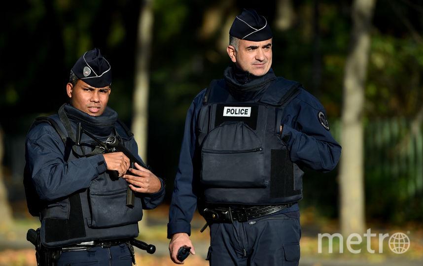 Полиция Парижа. Фото Getty