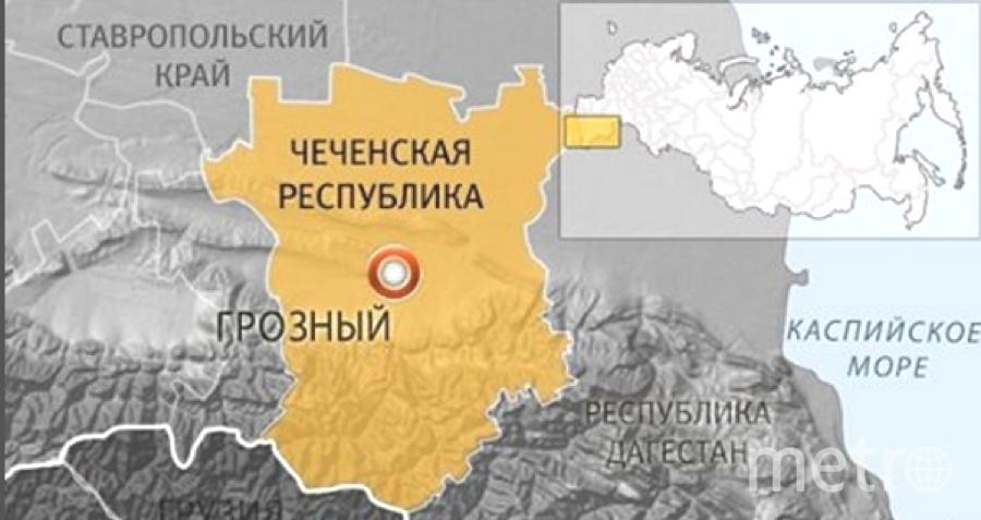 Сегодня, 6 марта, в Грозном было землетрясение. Фото Instagram - все