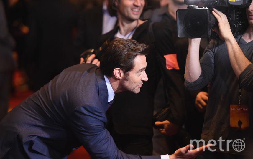 Актёр Хью Джекман. Фото Getty