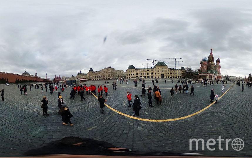 Москва. Красная площадь. Фото Getty