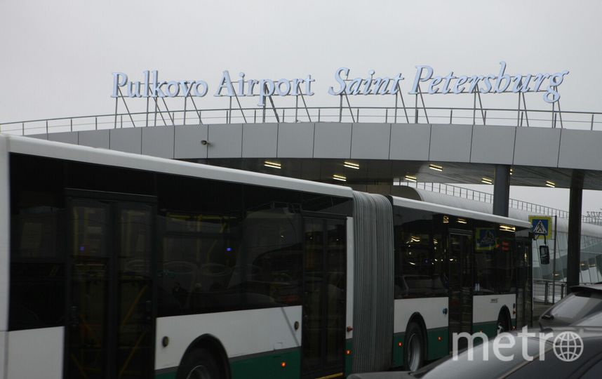 Пассажир «Пулково» объявил надосмотре, что везет всумке бомбу
