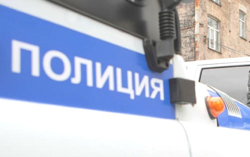 """В Петербурге проводится проверка по факту кражи на АЗС. Фото """"Metro"""""""