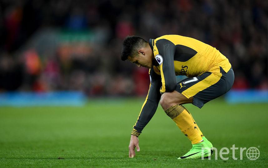 Тренер «Арсенала» Венгер объявил, что Санчес остается преданным английскому клубу