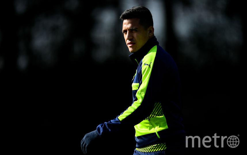 Алексис Санчес повздорил содноклубниками перед матчем против Ливерпуля