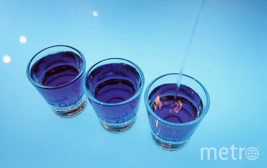 Водка. Фото Getty