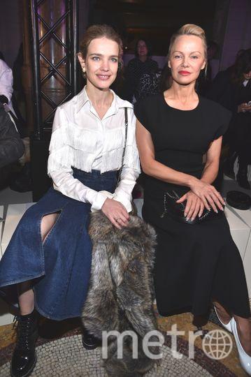 Памела Андерсон и Наталья Водянова. Фото Getty
