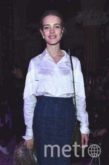 Наталья Водянова. Фото Getty