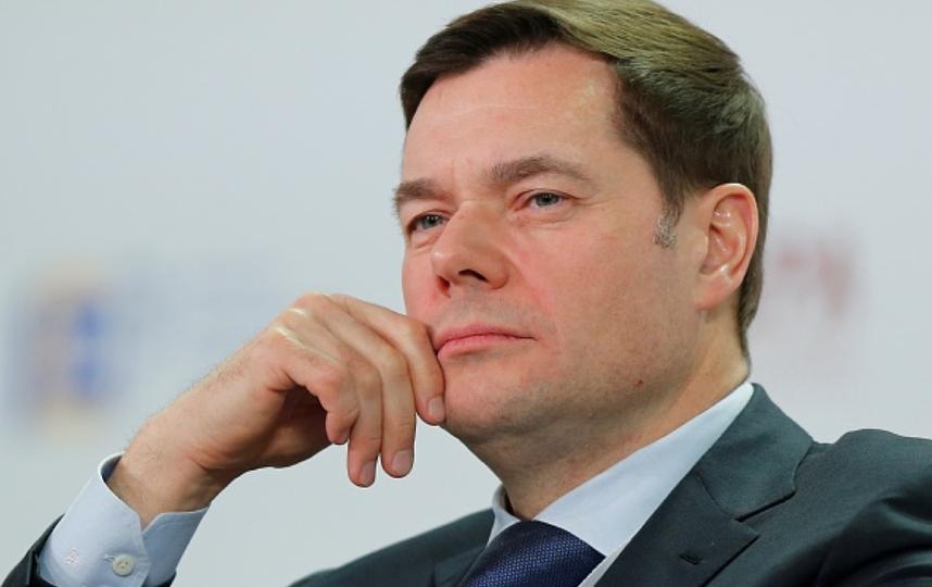 Алексей Мордашов. Фото Getty